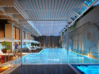 luxirous-and-spacious-swimming-pool-3D-Visualization-Company